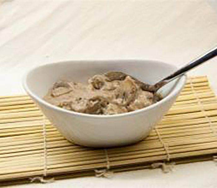 Recept voor champignon roomsaus
