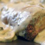 Varkenshaas champignonroomsaus